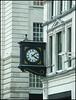 St James's Market clock
