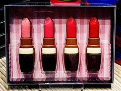marzipan lipsticks for aNNa