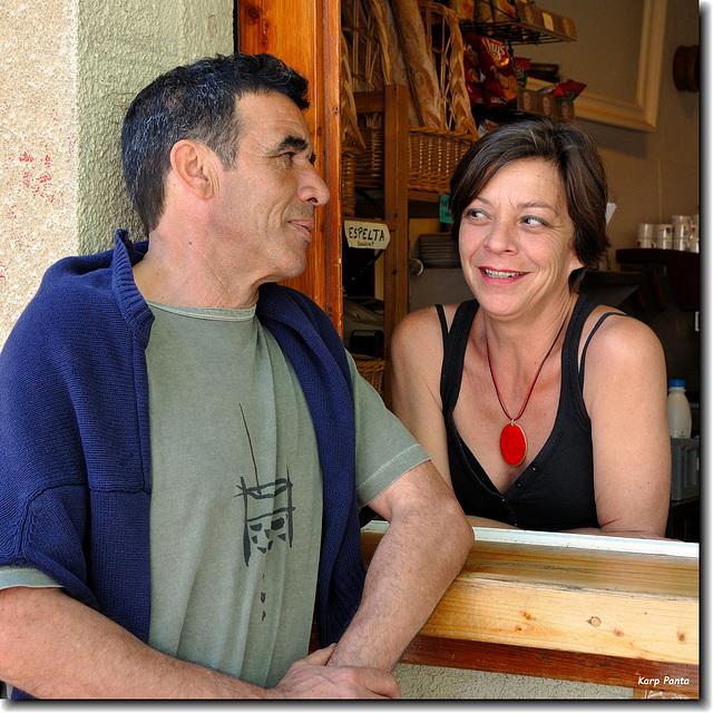 Street Portraits - La Floresta