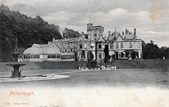 Philiphaugh, Selkirk, Borders (Demolished)