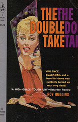 Roy Huggins - The Double Take