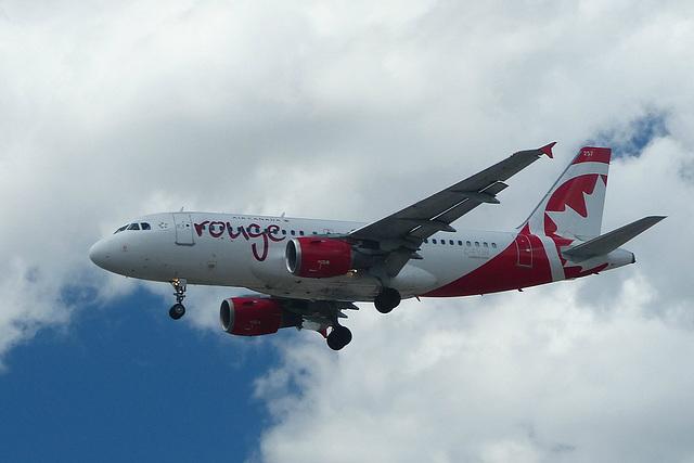 C-FYJH approaching Toronto - 24 June 2017