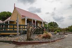 Neuseeland - Rotorua - Whakarewarewa