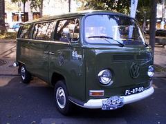 Volkswagen Transporter (1970).