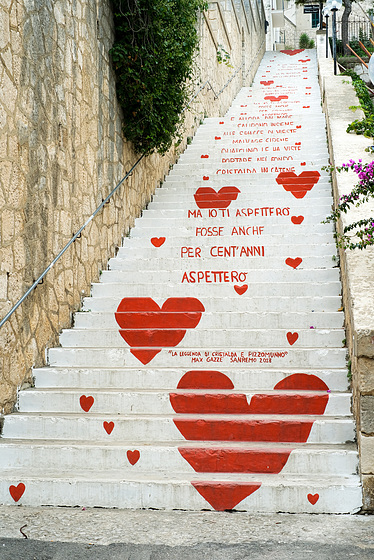 Staircase of Love