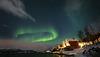 Northern Lights, Malangen Resort, THE END!