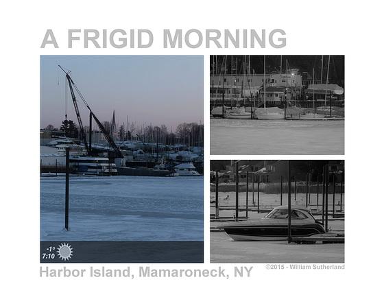 A Frigid Morning