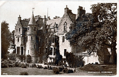 Hartrigge, Jedburgh, Borders, Scotland (Demolished)