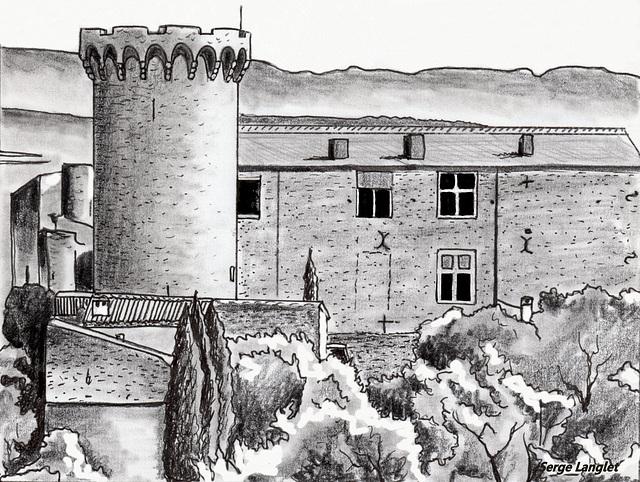 20. Château de Viens