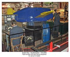 Air Cadet simulator & radio training