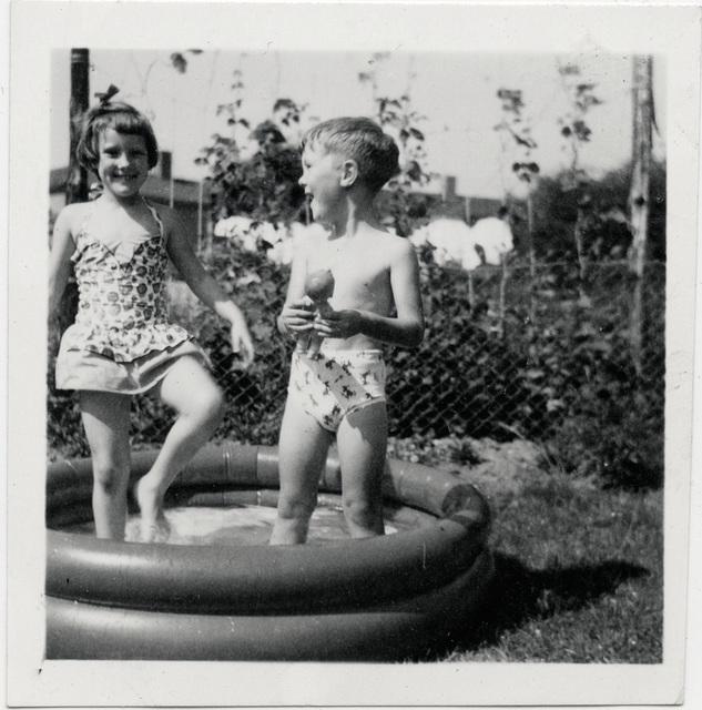 """Fun in the """"Swimming Pool"""" #1"""