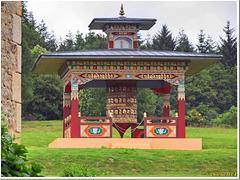 Bouddha au pays du Roi Morvan*
