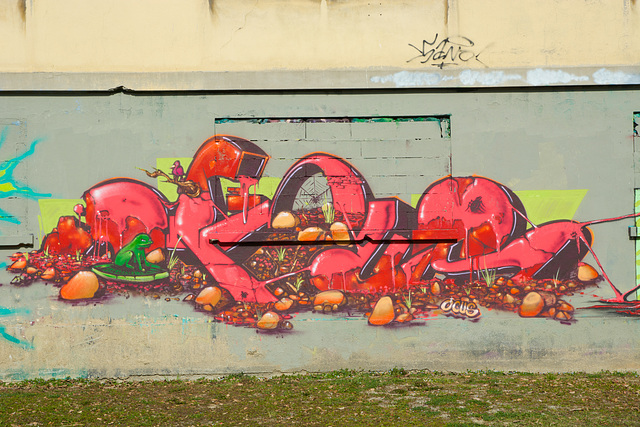 Cité Vieusseux Genève 1