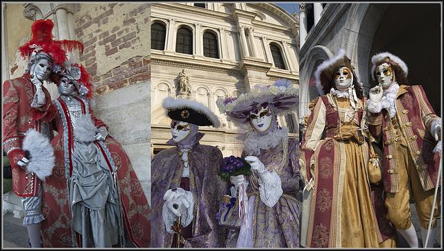 Venetian Masks 2