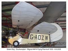 Mignet HM14 Flying Flea port 8 82005