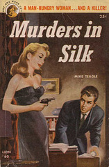 Mike Teagle - Murders in Silk