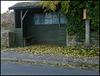 Upper Heyford bus shelter