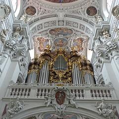 Germany - Passau, Dom St. Stephan