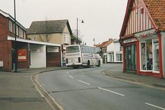 Ambassador Travel H167 EJU - 6 Mar 1994