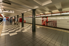 U-Bahn Station St. Pauli