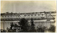 KN0360 KENORA - (TRAFFIC BRIDGE)