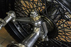 Napier Railton steering and hub