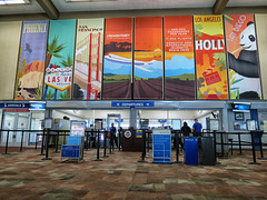 TSA Monterey