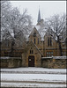 St Anthony's in winter