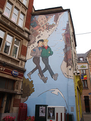 broussaille (BD murale)