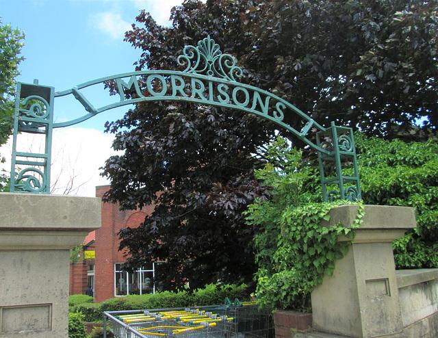 Ye olde Morrisons...