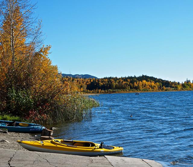 Dragon Lake, BC
