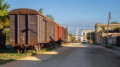 Cárdenas - Estación de San Martin