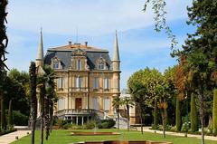 Château de Val-Seille à Courthézon