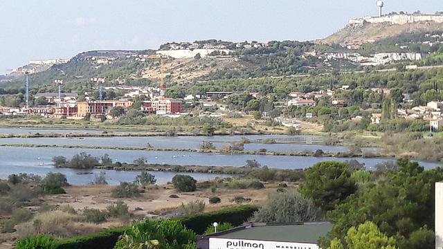 Étang Berre Marseille