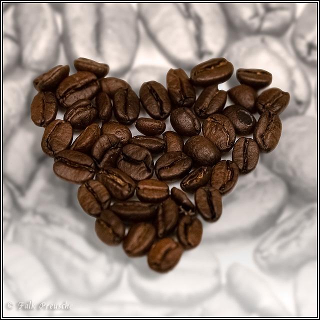 MM - Kaffee im Herzen