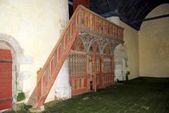 La chapelle St Nicolas