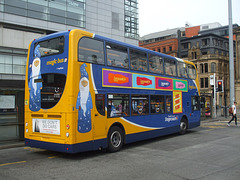 DSCF0652 Stagecoach in Manchester (Magic Bus) MX08 GMF