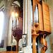 Erfurter Dom. Aufgang in die Orgel. ©UdoSm