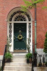 Elegant doorway