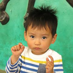 Child (Ile de Kyushu, Japon)