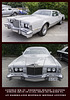 Lincoln Mk IV Cartier collage