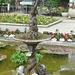 Sculpture In The Italian Garden