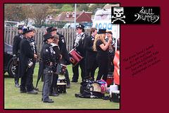 Skull Drummery RNLI Fete Newhaven 11 9 2021