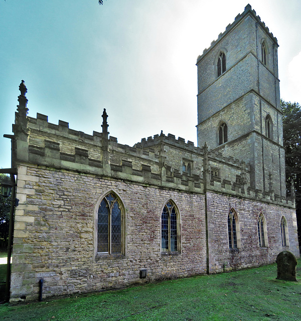 redbourne church, lincs