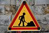 Arras 2017 – Big-headed man digs