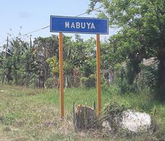 Entering Mabuya