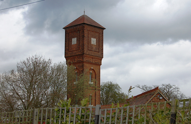 Water Tower, Easton Lodge, Little Easton, Essex
