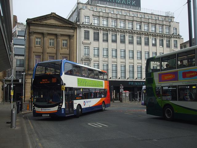 DSCF0647 Stagecoach in Manchester SL64 HZU