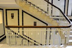 Das Treppenhaus im Streit's Hof -Staircase #38/50