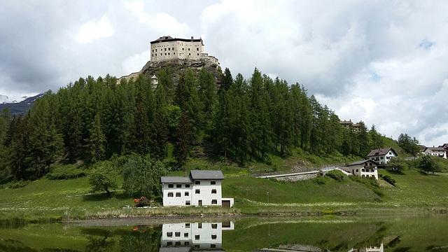 Schloss Tarasp GR